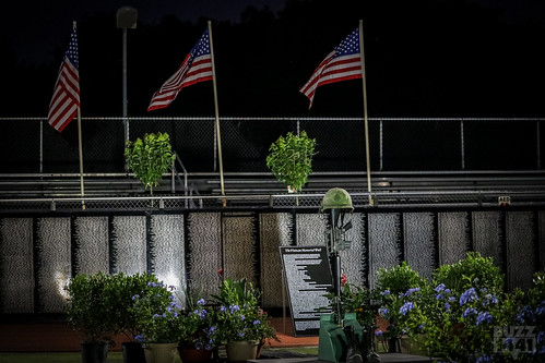 Traveling Vietnam Wall Memorial - West Orange, NJ