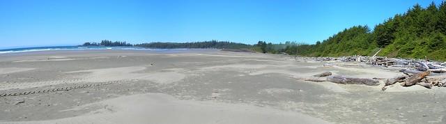 Chesterman Beach pano