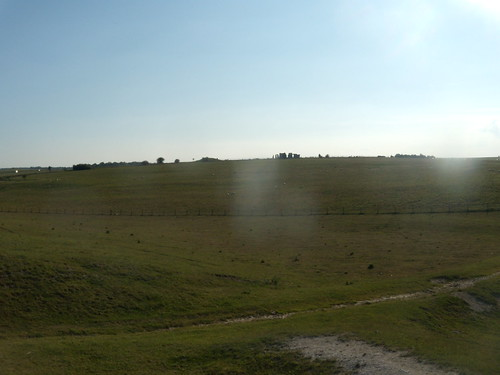 Stonehenge from afar