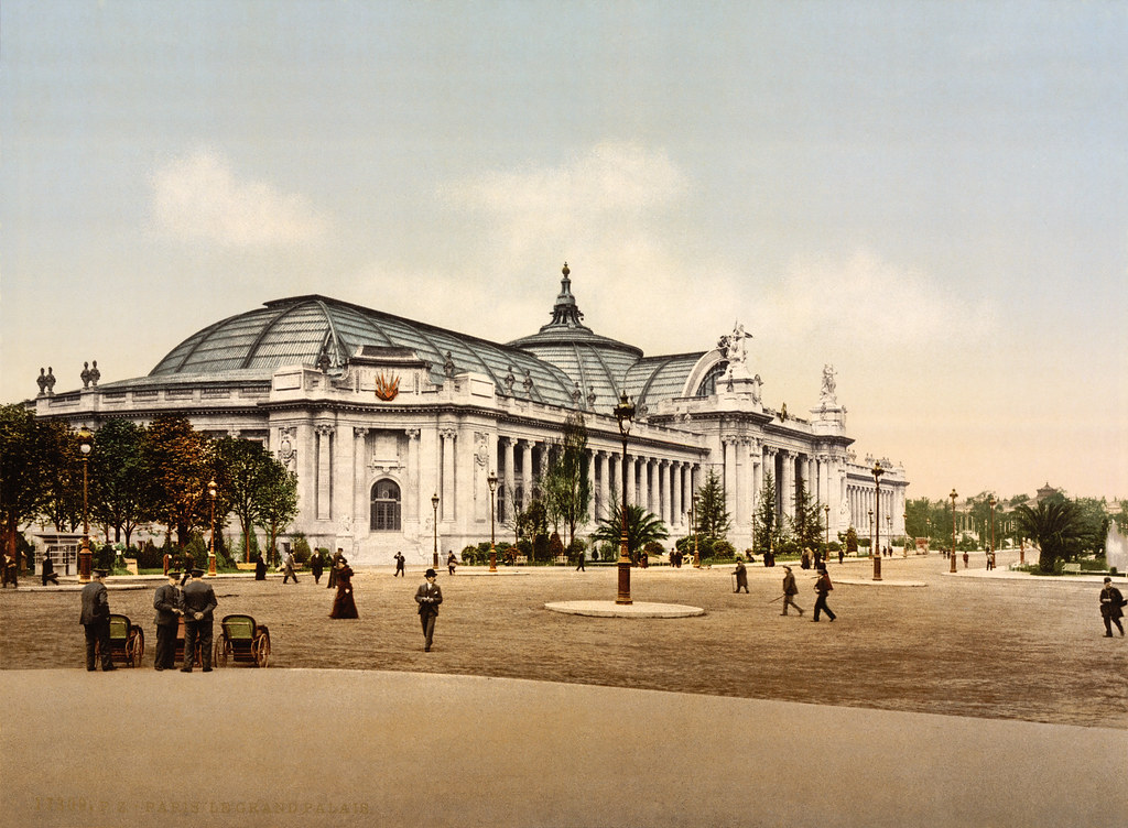 Grand palais exposition universelle paris france 1900 flickr photo sharing - Exposition paris grand palais ...