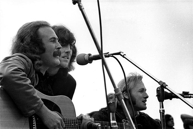 Crosby Stills & Nash, by Robert Altman