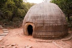 Zulu Hut @Voortrekker Monument