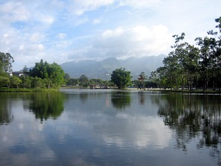 Beautiful La Sabana Park, San Jose, Costa Rica
