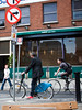 Dublin Cycle Chic - Stop and Not by Mikael Colville-Andersen