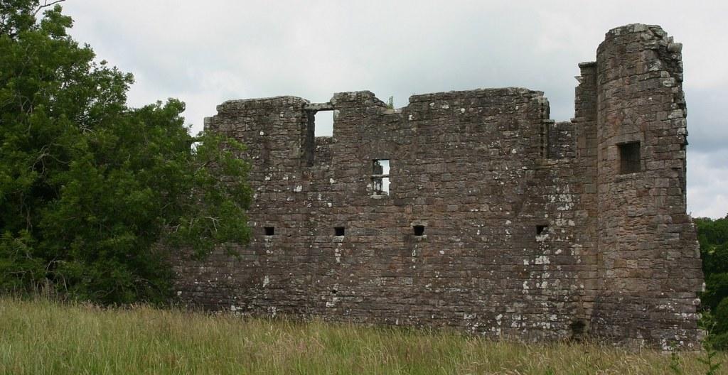 Morton ruinas