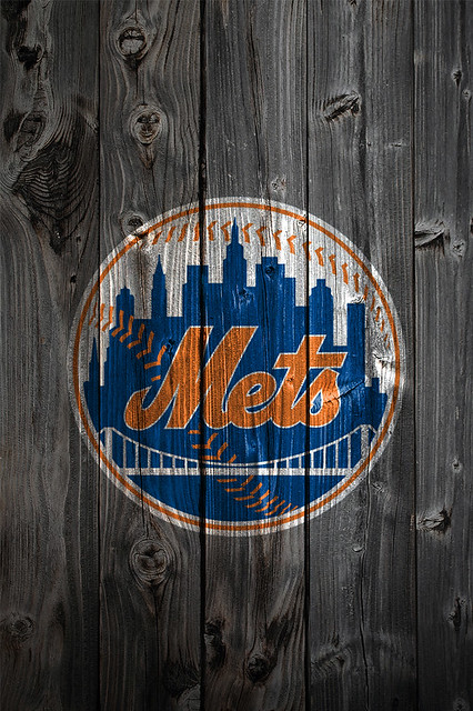 new york mets wood iphone 4 background explore