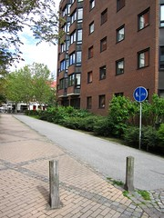 Pedestrian + bike paths