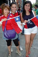 Chilean babes