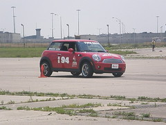 off-roading(0.0), auto racing(1.0), automobile(1.0), mini cooper(1.0), automotive exterior(1.0), wheel(1.0), vehicle(1.0), automotive design(1.0), mini e(1.0), mini(1.0), city car(1.0), autocross(1.0), compact car(1.0), land vehicle(1.0),