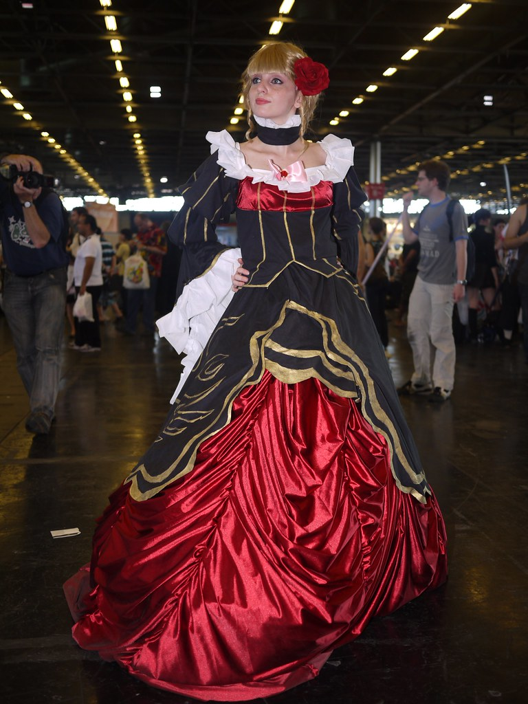 related image - Japan Expo - Cosplay - P1470319