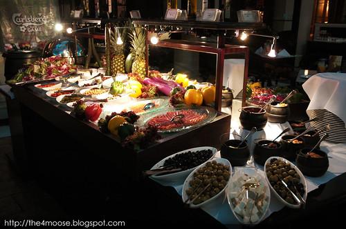 Brazilian churrascuria at the venetian macau themoose for Samba buffet