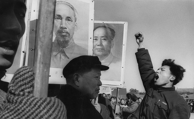 China, by Marc Riboud 1965