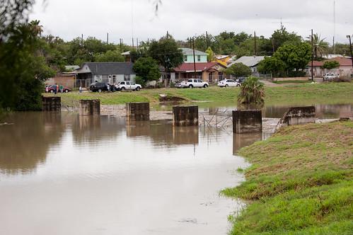 creek river flooding laredo riogrande zacatecreek