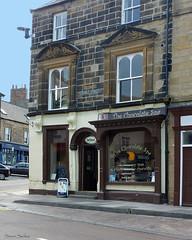 Fenkle Street, Alnwick, Northumberland