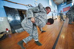 How to fight hand to hand combat, 1 175th HHC Train in Hand-to-Hand Combat