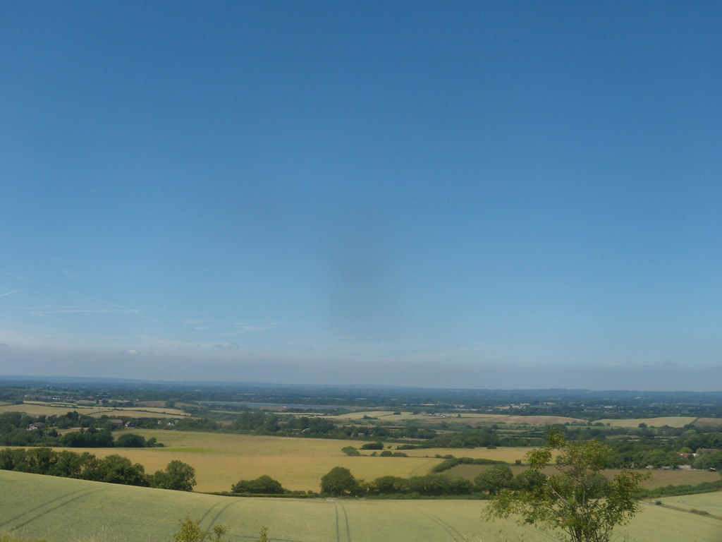 View from Long MAn Berwick to Birling Gap