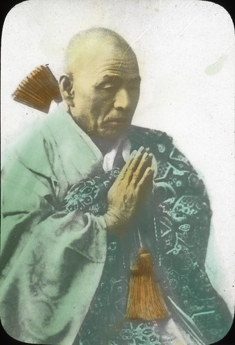 Buddhist Priest