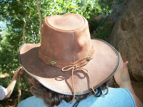 Suz's Cowboy Hat