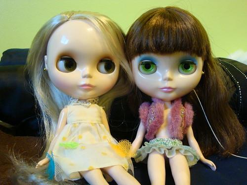 Muñecas Modelo Blythe Disco Boogie Neo Ebl Mold 2001 Doll **sale**! Muñecas Y Accesorios