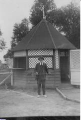 The croquet rotunda at the Mallala croquet lawn