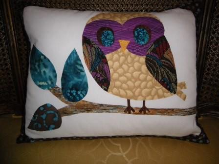 My Owl Barn: DIY: Owl Applique Tote + Free Pattern