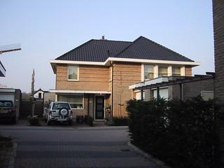 21150 Bodegraven woningbouw ext 02 (Kerkstraat) 1999
