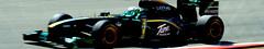 Kovalainen - British Grand Prix 2010