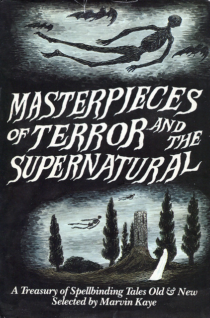 Masterpieces of terror and the supernatural marvin kaye