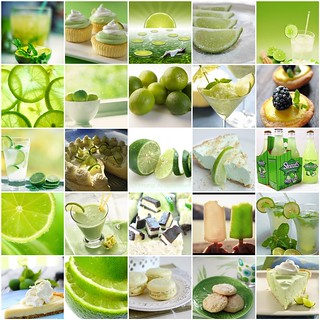 Lime treats for summer