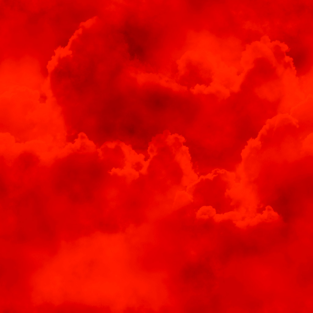 red steppe clouds - photo #31