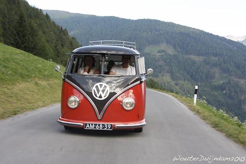 AM-68-39 Volkswagen Transporter Deluxe 15raams 1965