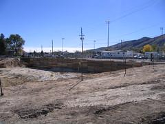 Colorado School of Mines Recreation Center Construction - November 2005