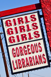 Gorgeous Librarians