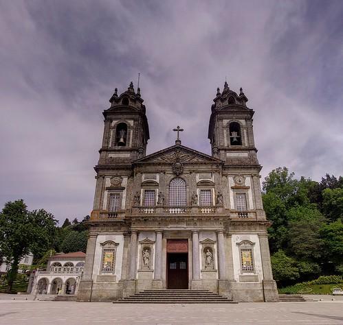 portugal church canon geotagged powershot g1 hdr braga prt canonpowershotg1 powershotg1 ptgui 3exp senhoradarocha geo:lat=4155469415 geo:lon=837742388