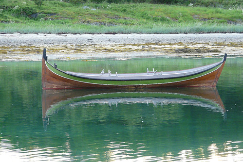 #0719 Boat reflection **Explored**