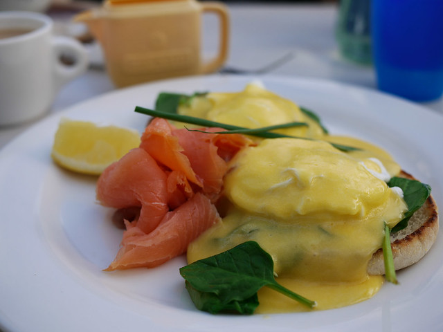 Eggs Norwegian with spinach | Flickr - Photo Sharing!
