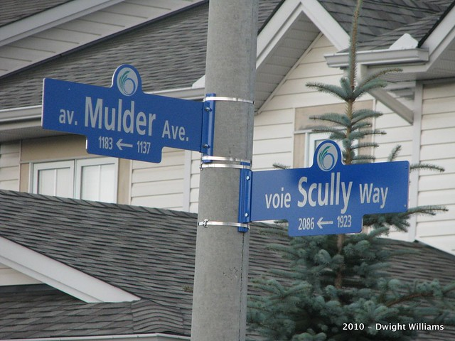 Street Names of Ottawa: Works of Fiction