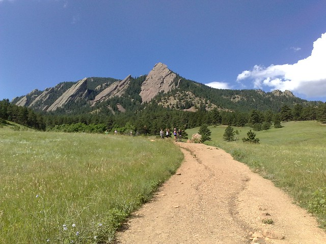 Boulder Colorado by Flickr user kevglobal