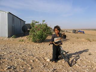 Unrecognized Bedouin Villages, the Negev Desert, Israel
