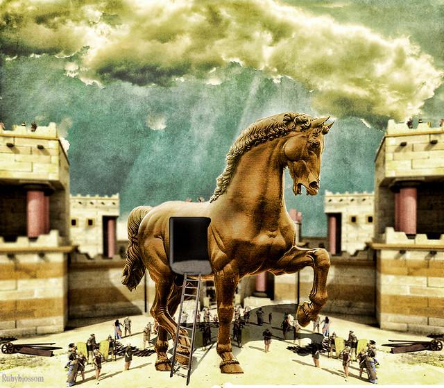 trojanskij kon'