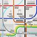 london railway map by zero per zero