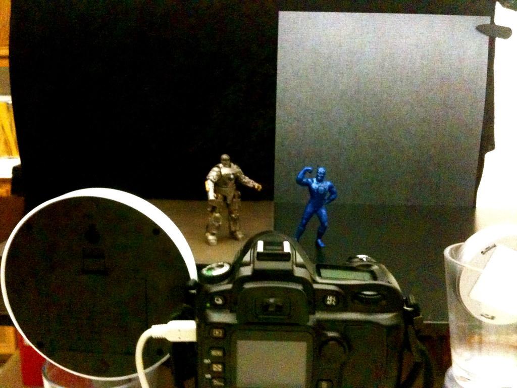 Iron Man vs. Iron Setup