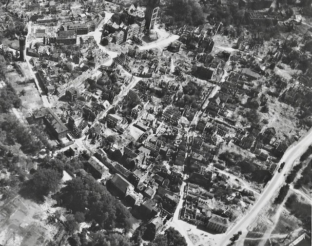 Münster, Germany 1945