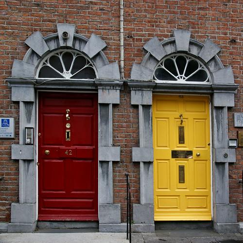 Kilkenny : portes by JMVerco