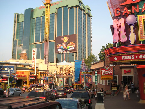 Clifton Hill, Niagara Falls, ON