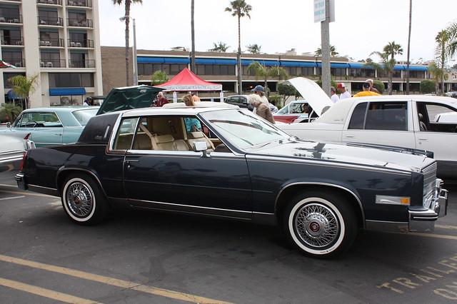 1985 Eldorado Biarritz >> 1985 Cadillac Eldorado Biarritz | Flickr - Photo Sharing!