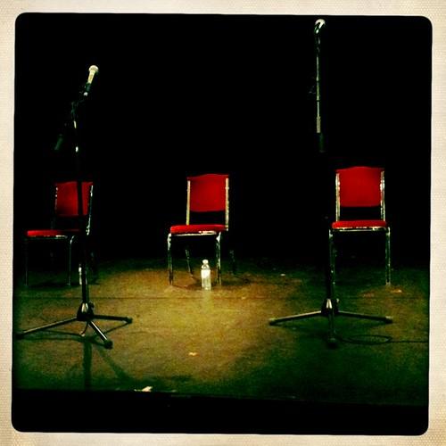 Empty AIOTM seats (AIOTM seats) @Herring1967 @EmmaK67 @tetsell