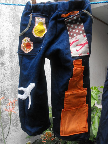Pantalón Montessori