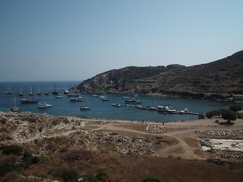 Mer Egée 2010 Knidos - Péninsule de Datça (5)