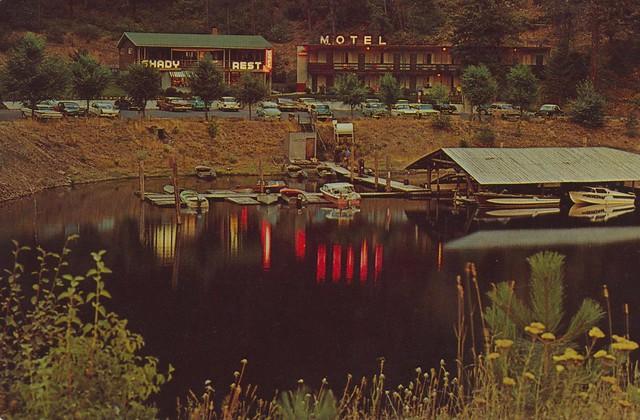 Shady Rest Motel Coeur D 39 Alene Idaho Flickr Photo Sharing